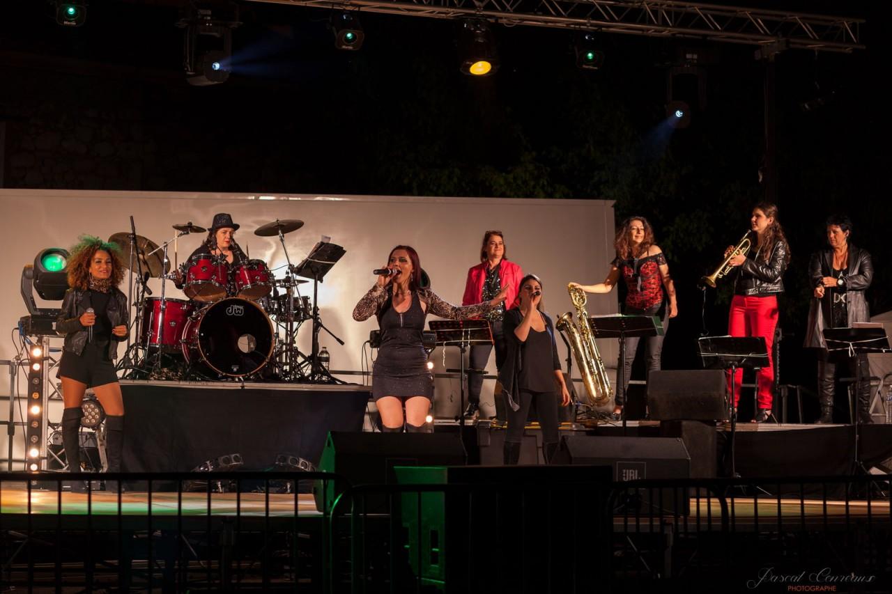 Orchestre Les Tigresses à Peypin