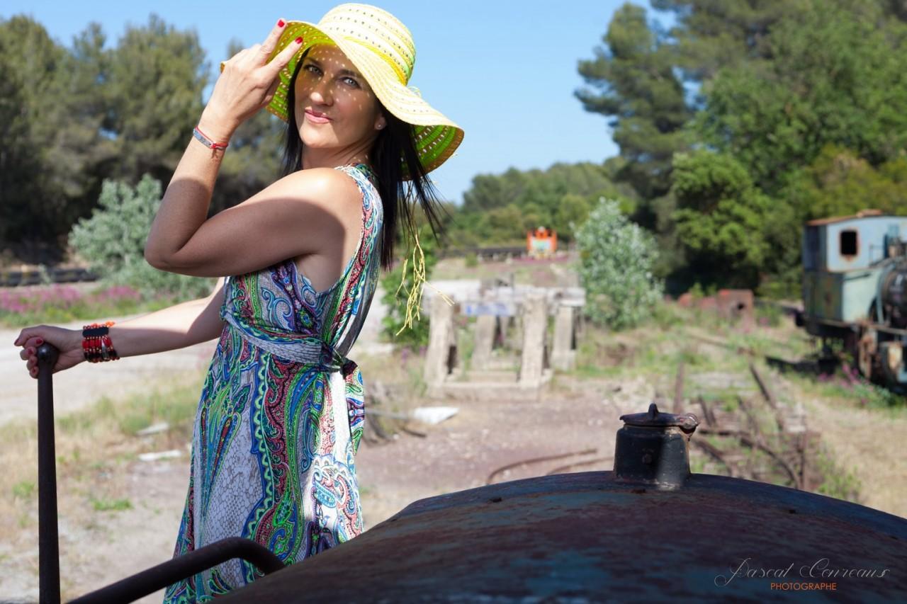 Séances Photos Portrait extérieur avec Magali